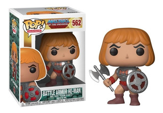 Funko Pop! Battle Armored He-man 562 Original