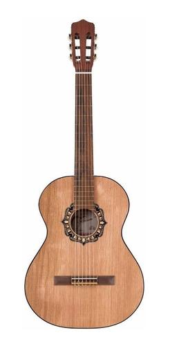 Imagen 1 de 6 de Guitarra Criolla Fonseca 25 Mate Sunburst La Mejor