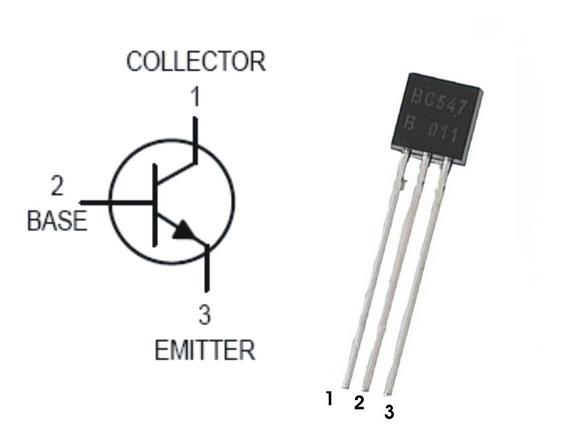 Transistor Bc548 - Transistor en Mercado Libre Argentina