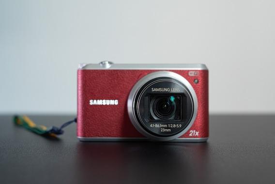 Câmera Samsung Wb 350f