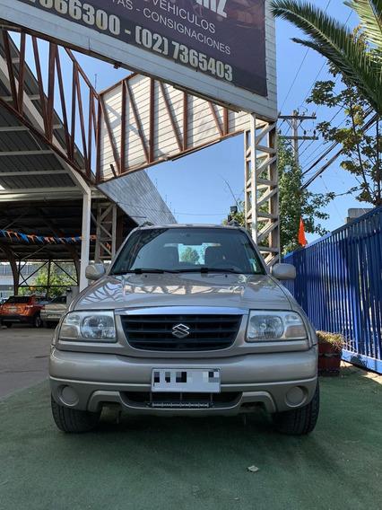Suzuki Grand Nomade 2.0 2003 Crédito Y Financiamiento