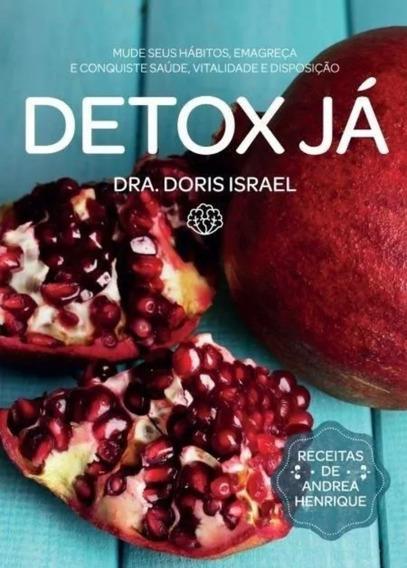 Livro Detox Já + Brinde