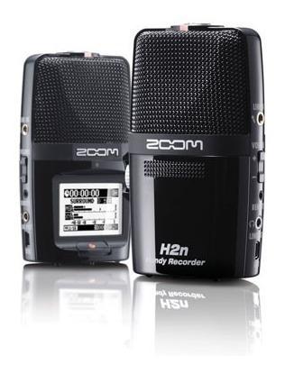 Gravador Zoom H2n - Handy, Recorder