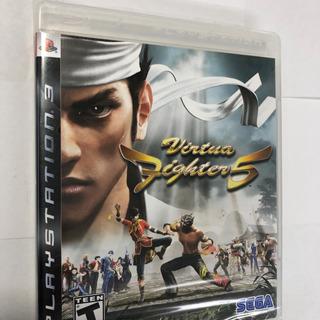 Juego Ps3 Virtua Fighter 5 Peleas