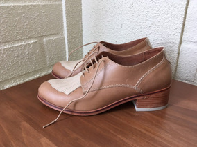 Zapatos Oxford Mr&mrs Mujer 38