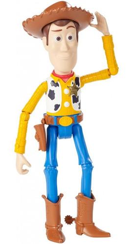 Muñeco Woody Disney Pixar Toy Story Original Figura 7 Pulgad
