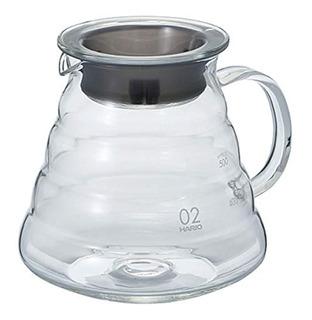 Hario V60 Servidor De Café Clear