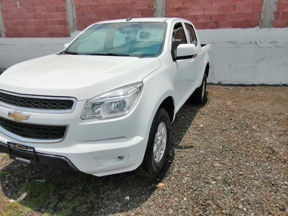 Chevrolet Colorado 3.6 Lt Doble Cab 4x4 At 2014