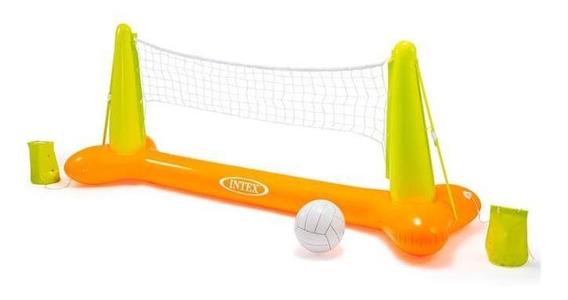 Kit Voleibol Para Piscina