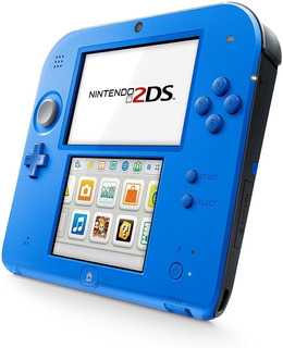 Nintendo 2ds Similar Al Switch + 10 Juegos + Financiamiento