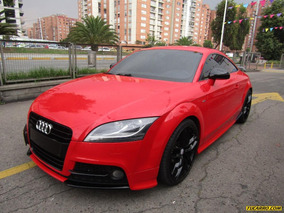 Audi Tt Sline 2.0 Turbo Mt