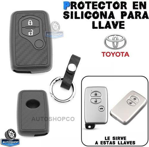 Forro Protector Llave Toyota Prado Sahara L200 Sumo Autoshop