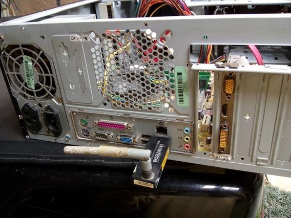 Kit Intel Core 2 Duos 8400 + 4 Gb De Ram+placa Mãe Ipm 31