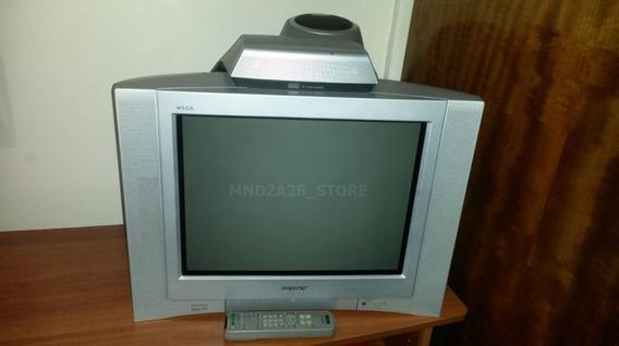 Tv Sony Trinitron Wega 21 / Sistema Surround 3.1