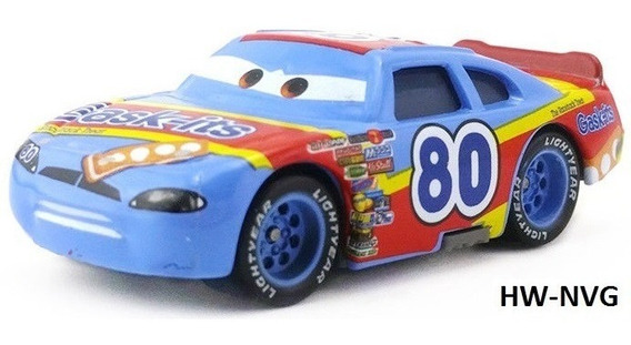 Disney Cars Gask-its #80 Original Mattel Loose Copa Pistão