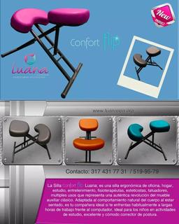 Silla Flip Diseño Ergonomico