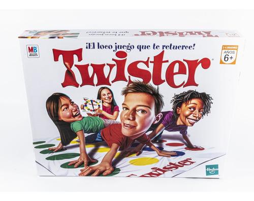 Twister Juego De Mesa Original Hasbro