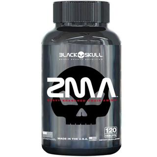 Suplemento Zma 120 Caps - Black Skull