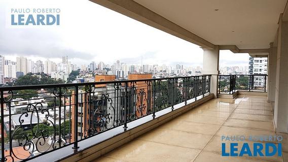 Apartamento - Moema Índios - Sp - 566488