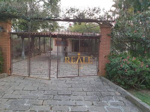 Casa À Venda, 402 M² Por R$ 1.400.000,00 - Condomínio Chácaras Do Lago - Vinhedo/sp - Ca1465