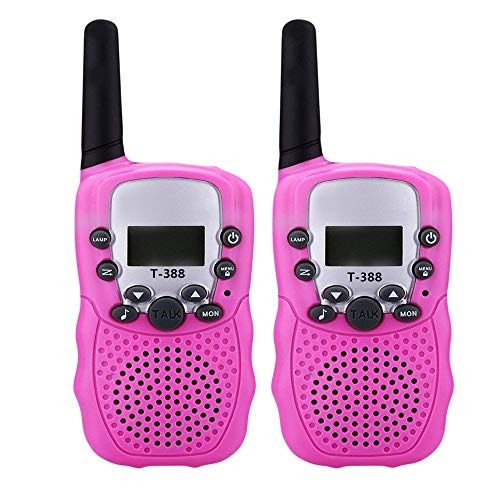 Vkosha Juguetes Para Niños Talkies Walkie Talkies Radios De