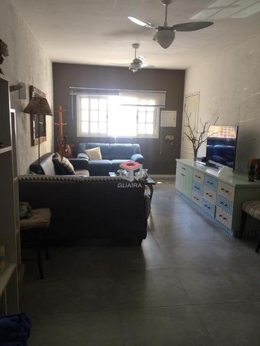 Imagem 1 de 26 de Sobrado, 3 Dormitórios, Suíte, Closet, Área Gourmet E Área De Lazer Com Churrasqueira. - 99582