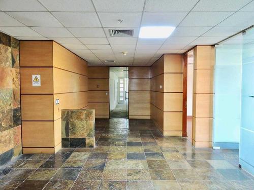Oficina Arriendo El Golf - Metro Tobalaba