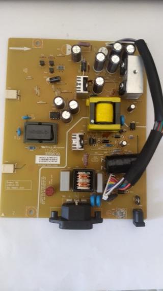 Placa Fonte Monitor Dell P170st / P190st E59670 Pn: L9313-10