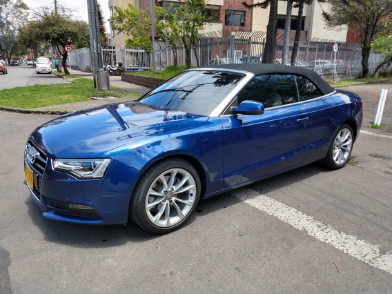 Audi A5 2015 Cabriolet 1.8 T