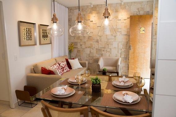 Apartamento Em Jardim Suico, Anápolis/go De 47m² 2 Quartos À Venda Por R$ 134.000,00 - Ap395538