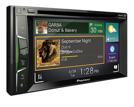 Estereo Pioneer Avh Z1050dvd Cd Usb Pantalla 6,2 Premium