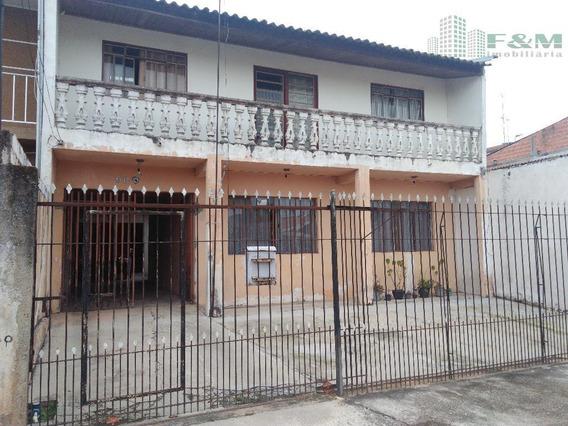 Casa Residencial À Venda, Cidade Industrial, Curitiba - Ca0066. - Ca0066