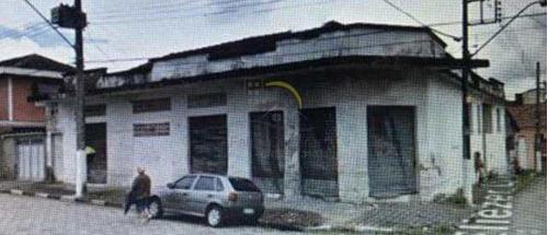 Terreno, Catiapoa, São Vicente - R$ 480 Mil, Cod: 1711 - V1711