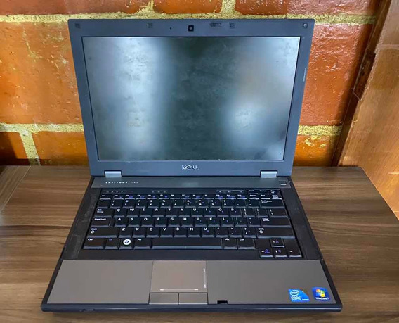 Notebook Dell Latitude E5410 Core I5