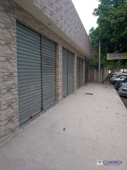 Loja Para Alugar, 25 M² Por R$ 1.000,00/mês - Campo Grande - Rio De Janeiro/rj - Lo0068