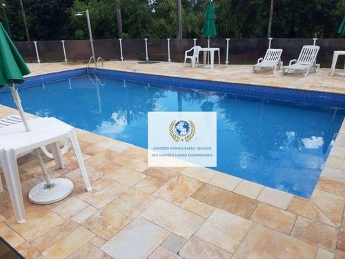 Apartamento Com 3 Dormitórios À Venda, 76 M² Por R$ 450.000,00 - Loteamento Center Santa Genebra - Campinas/sp - Ap0847