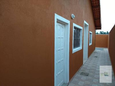 Casa Residencial À Venda, Jardim Santo Antonio, Franco Da Rocha. - Ca0257