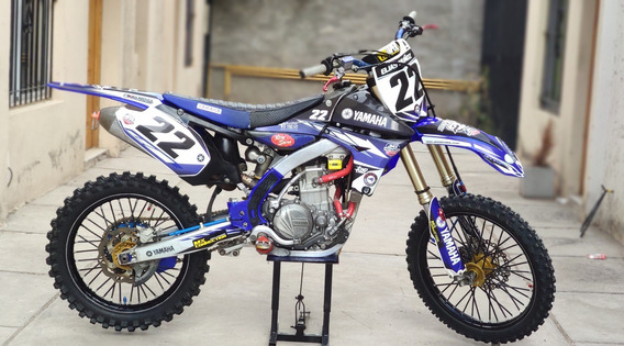 Yamaha Yzf 450 (legal) Yz 450f Vendo O Permuto