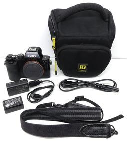 Câmera Mirrorless Sony A7 - A7s - A7r - A7ii - Só O Corpo