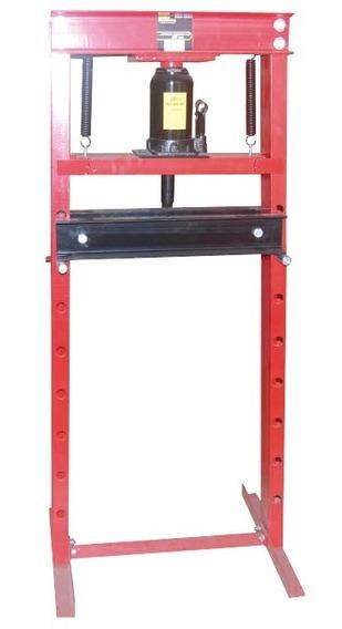 Prensa Hidraulica 20 Ton Hpr20c-t High Power