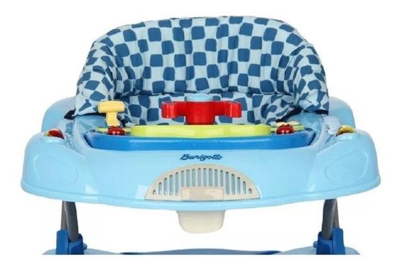 Andador E Centro De Atividades Baby Coupé - Burigotto