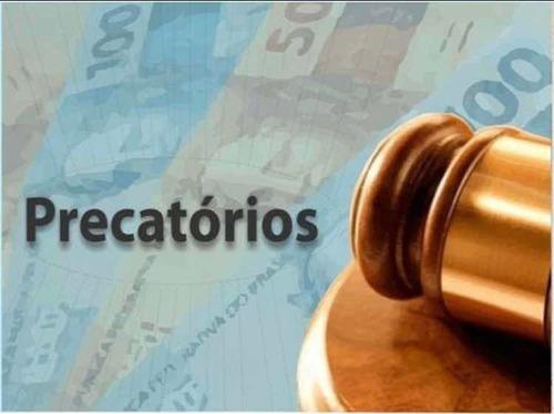 Precatórios Federais Trf4 - Lista De Credores