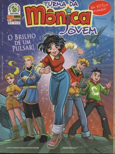 Revista Turma Da Mônica Jovem 6