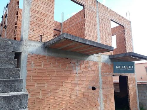 Duas Casas Semi Acabadas No Loteamento Monte Verde Em Baependi Mg, 02 Andares , 140 M2 De Construção. - 329