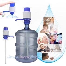 Hand Water Pump - Eléctrico + Manual Prensa 5 Galones A-6682