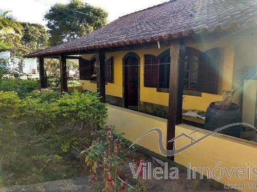 Imagem 1 de 15 de Casa Próxima Ao Bramil De Arcozelo Com Rua Plana E Asfaltada - 878