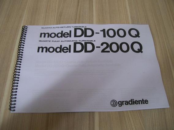 Manual Gradiente Dd- 100/200 Q Cópia