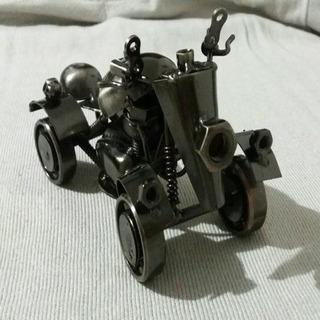 Quadriciclo Miniatura Metal