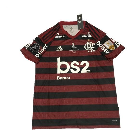 Camisa Flamengo Final Libertadores Oficial Promoção