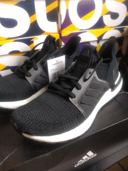 Tênis adidas Ultraboost 19 M Black Tam 41 12x S/juros